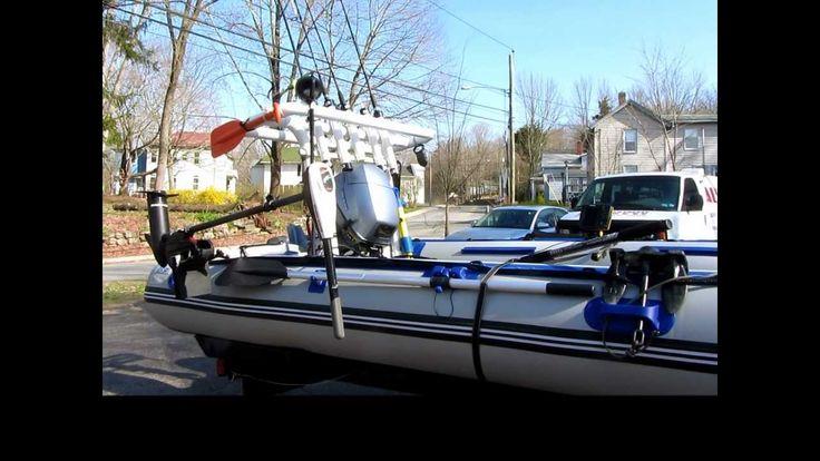 Fishing UK - Inflatable fishing boat tips
