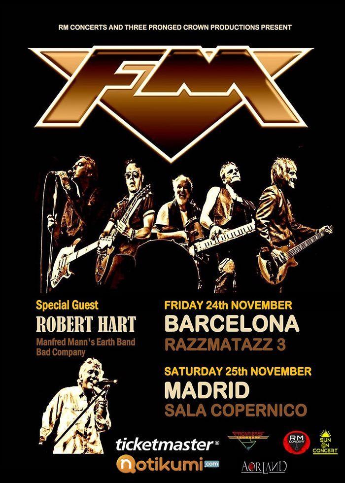 """Nuestro tema de Rock and Blog del día es para FM que en breve estarán en España. Temazo: """"Someday (You'll Come Running)"""" FM es una veterana formación británica de hard rock cuyo origen se remonta al año 1984, son a veces conocidos por FMUK. Con 10 álbumes de estudio y mas de 30 ..."""