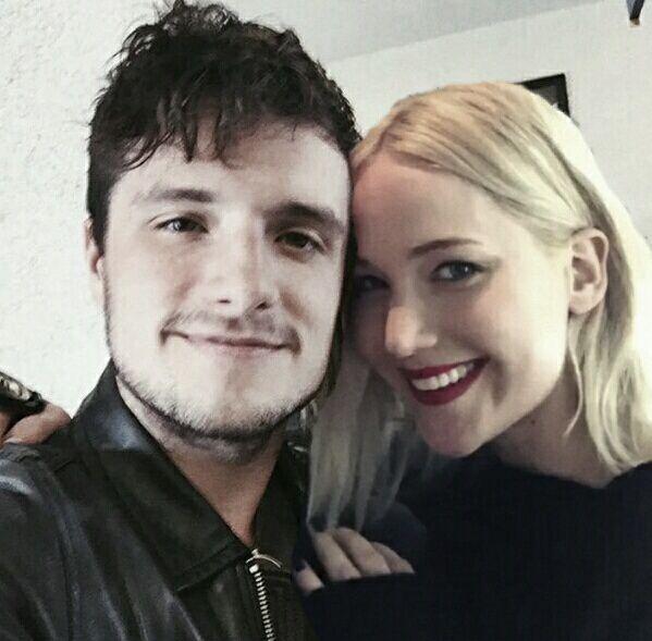 Josh and Jennifer Hutcherson