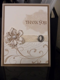 Everything Eleanor stamp set by Stampin' Up!    Card by Lisa Curcio