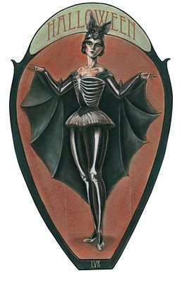 Leha van Kommer- I love this image! www.shelbymason.com #bootightlove #sexyspooky #halloween