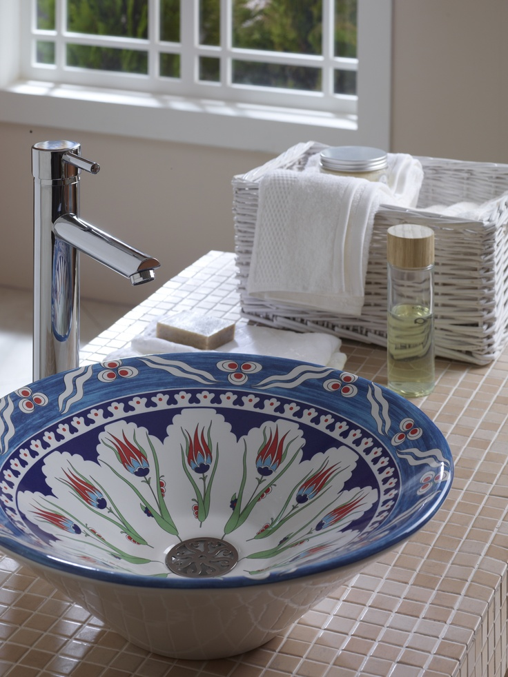 Rondo Çanak Lavabo #banyo #bathroom #lavabo #basin