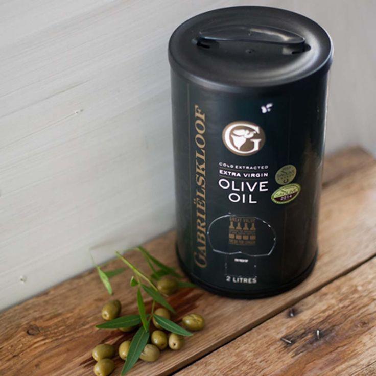 Gabrielskloof Olive Oil