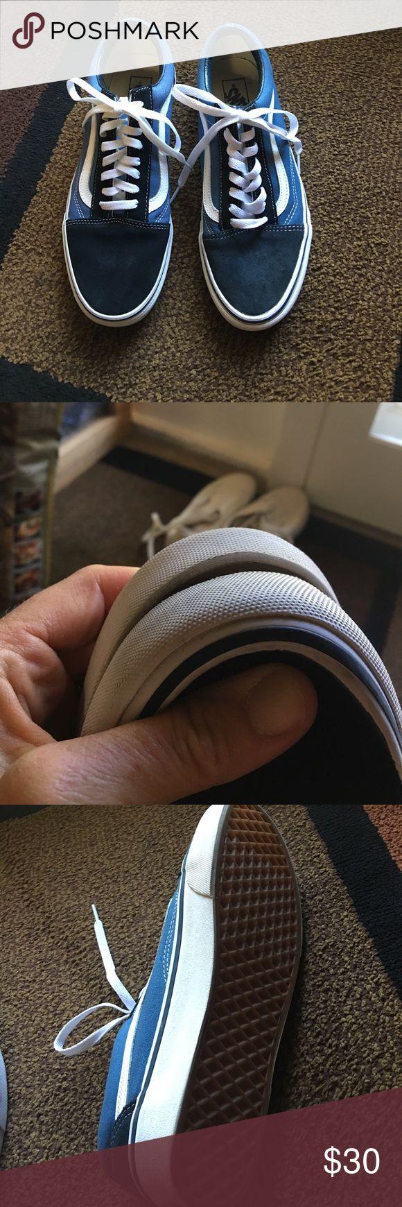 Vans tennis shoes old skool