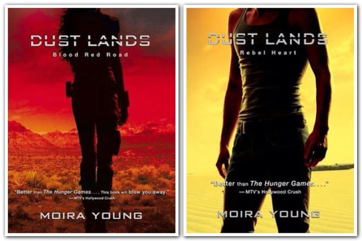 Blood Red Road (Dust Lands series book #1) OVERVIEW: Saba has spent her whole li