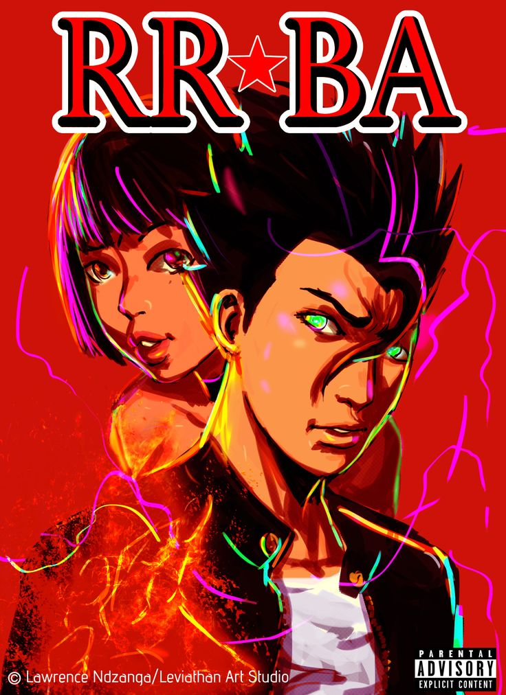 Issue 5 is out!!! #RRBA #onlinecomic #comic #southAfrica @comic #5