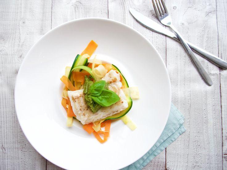 Skinny Six: Tagliatelle van groenten
