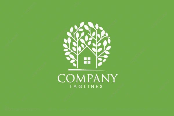 Logo for sale: Green House Logo