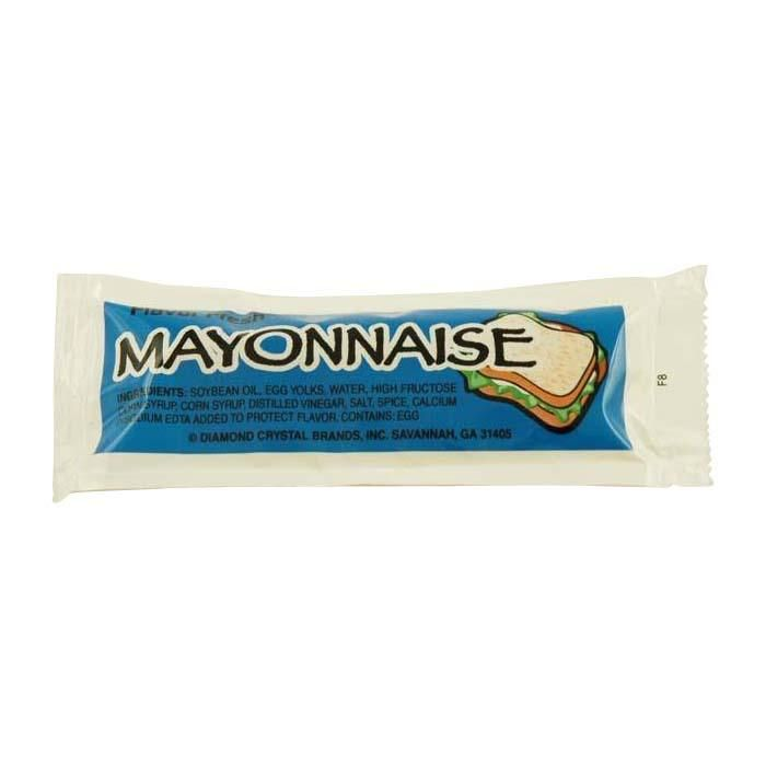 Mayonnaise Packets 200/Case