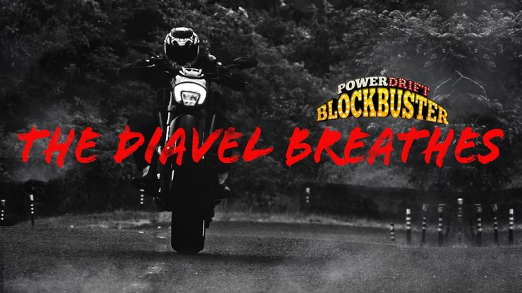 Designed to give Goosebumps, the #Ducati #Diavel is a motorcycle like nothing else.  A Sportsbike that thinks itself to be a cruiser, or may be a Cruiser that can carry the Dark Lords name and yet, comfort you into a Confession. May the force be with you. Remember to Share the vibes ahead! #Blockbuster #Bike #PowerDrift