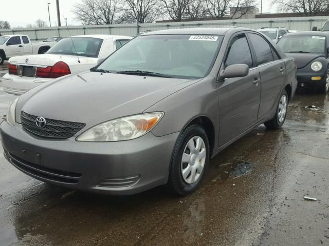 2002 Toyota Camry Le 2 4l For Sale At Autobidmaster Register To Bid Now Toyota Camry Camry Toyota
