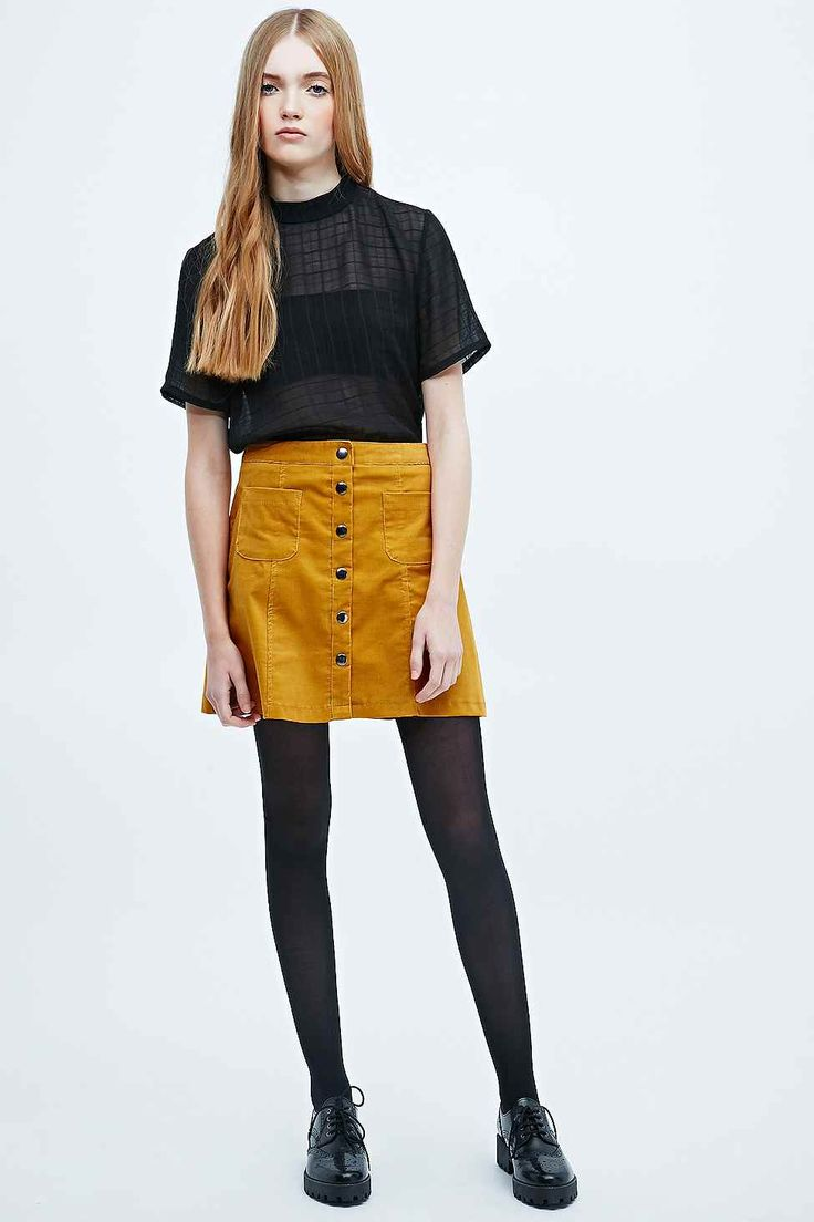 17 best images about cord skirt on