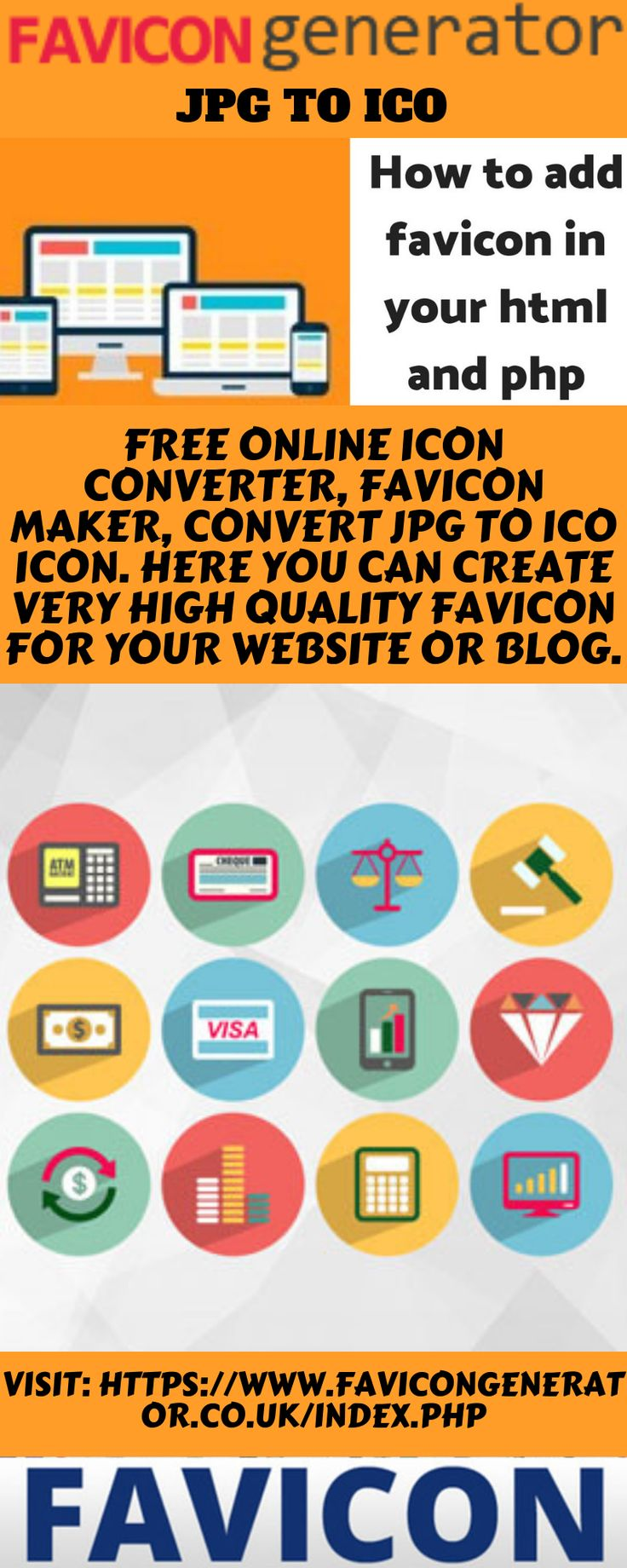 Jpg to ico Free online icon converter, favicon maker