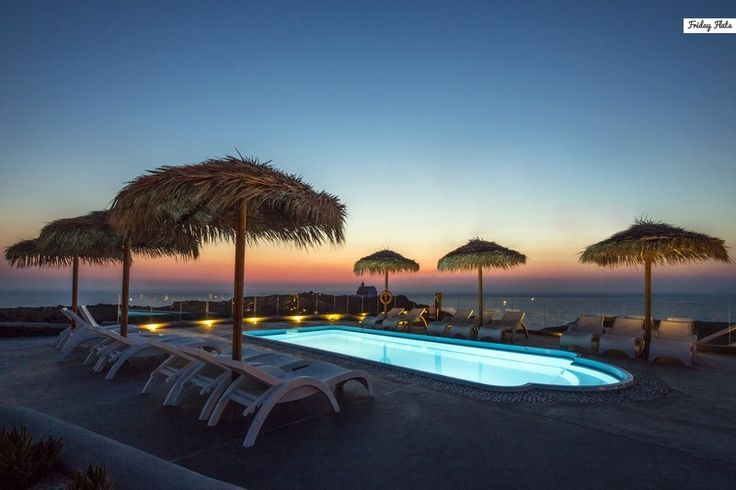 Villa Emerald on Santorini Greece