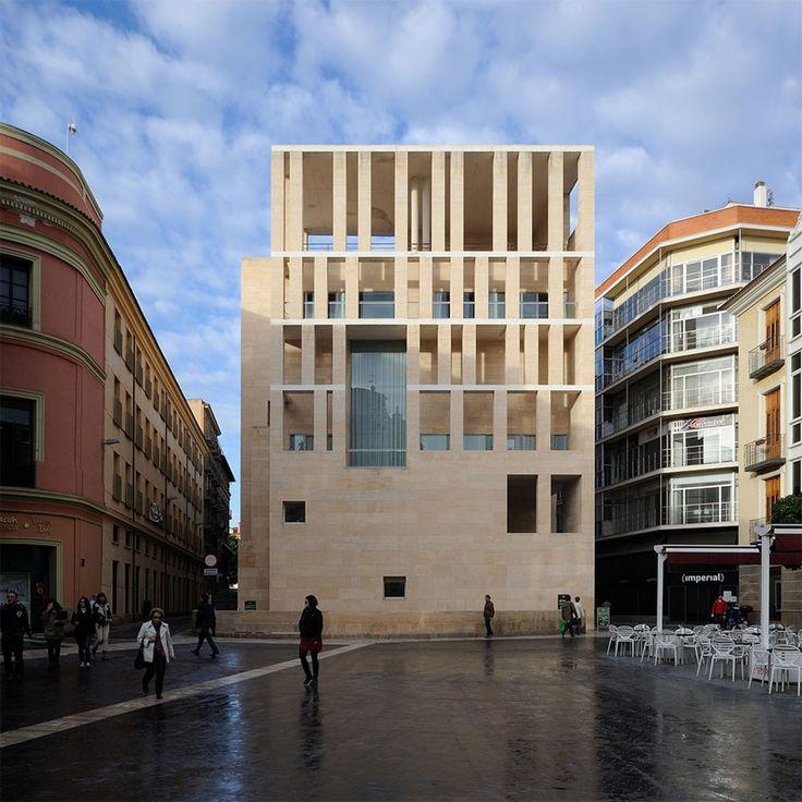 Rafael Moneo - Murcia Town Hall