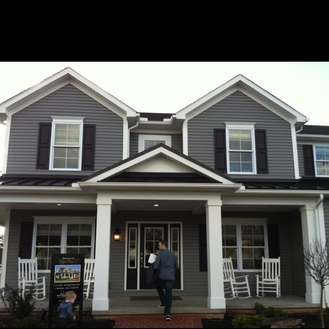 27 best images about house color i like on pinterest - How to paint a 2 story house exterior ...