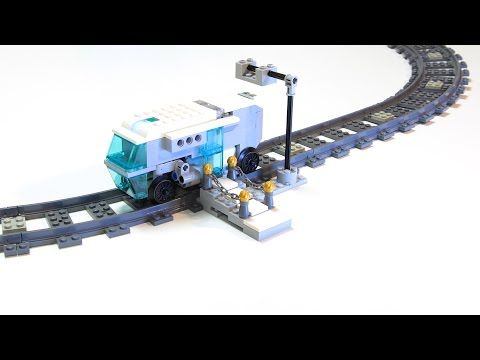 WeDo Train: LEGO WeDo - YouTube