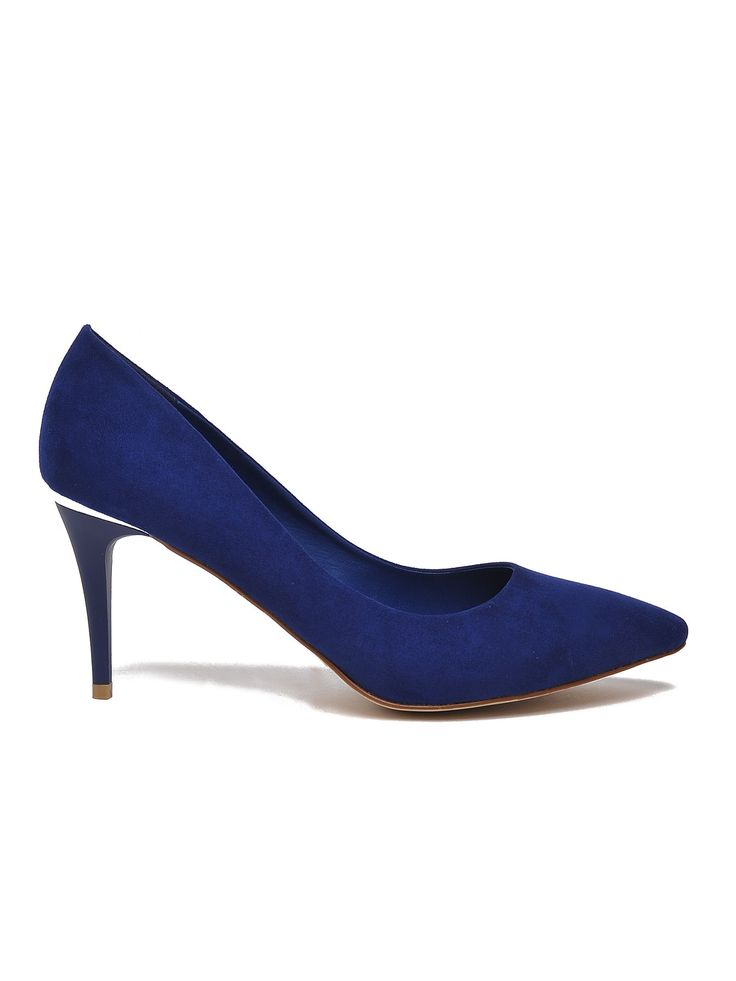 Comanda online, Pantofi Top Secret S025902 Blue. Articole masurate, calitate garantata!