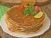 Tavada Lahmacun Tarifi Hazırlanış Resmi 13 - Kolay ve Resimli Nefis Yemek Tarifleri