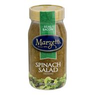 Tastes just like what Applebees uses on their grilled shrimp and spinach salad....YUM!!!     Marzetti® Spinach Salad Dressing