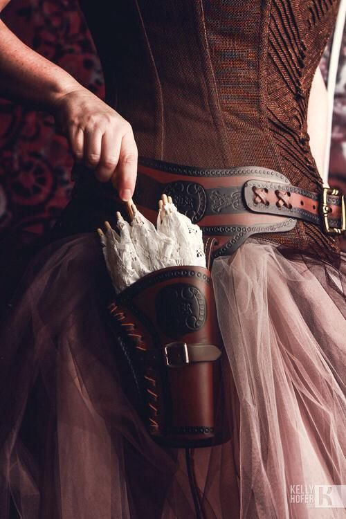 parasol duelling holster.