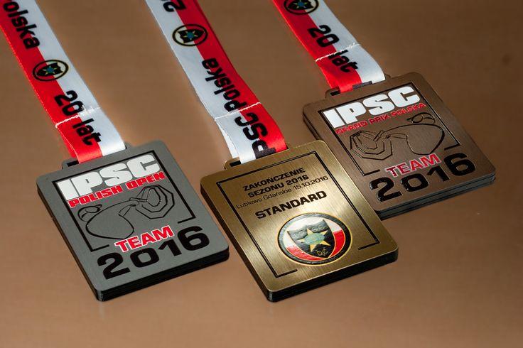 Medale na zakończenie sezonu