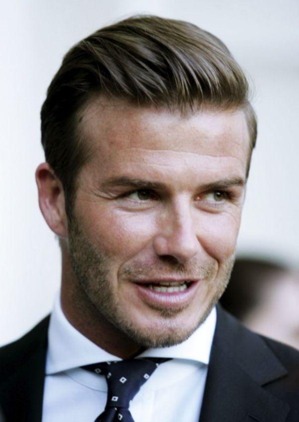 Source David Beckham Hairstyle Business Hairstyles Beckham Hair