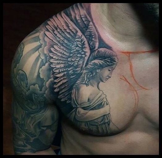 Tattoos for Men - Tattoo Designs For Men - Tattoo Design US *** Click image for more details. #TattoosforMen #tattoosformensleeve