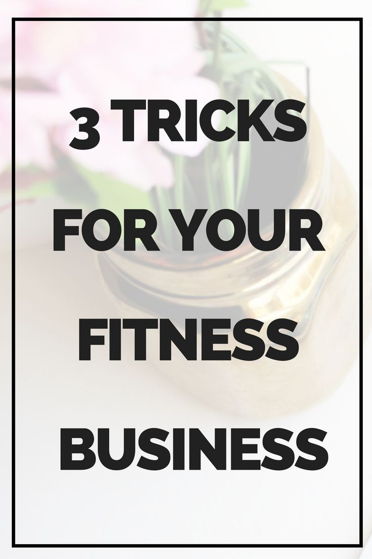 Three fool proof business tips to succeed in personal training, with a free guide.