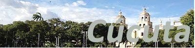 San José de Cúcuta, es un municipio colombiano, capital del departamento de Norte de Santander. Se encuentra situada en el noreste del país, sobre la Cordillera Oriental de los Andes, cerca a la frontera con Venezuela. Cúcuta cuenta con una población aproximada de 650 mil habitantes.