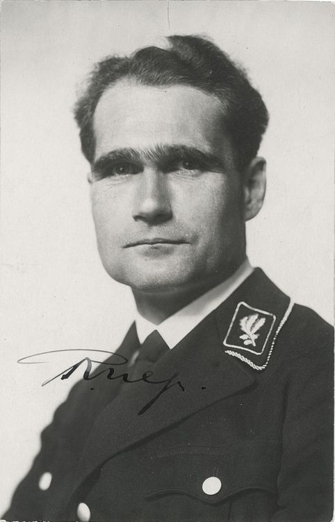 17 best images about brave heroic loyal rudolf hess on