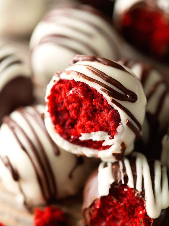 Red Velvet Cake Truffles  |wedding desserts| | wedding dessert table | | delicious desserts | | wedding | |desserts | #weddingdesserts #weddingdesserttable #wedding  http://www.roughluxejewelry.com/