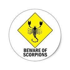 E-Oils: Ticks and Scorpians Beware