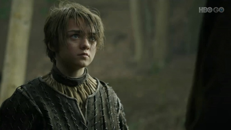 """Scene of """"The Night Lands"""", leaked episode from HBO's #GameOfThrones S02E02"""