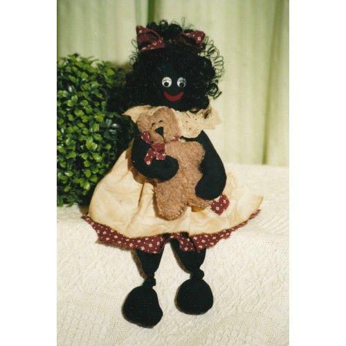 Best Friends Golliwog Doll Pattern