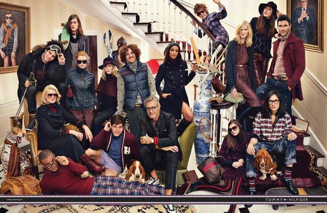 Hilfiger Family Fall 2011