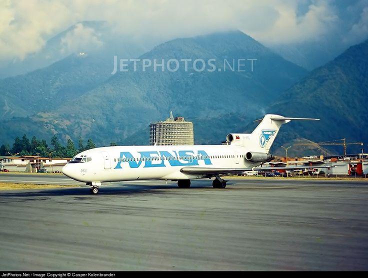 Photo of YV-95C - Boeing 727-281(Adv) - AVENSA - Aerovías Venezolanas