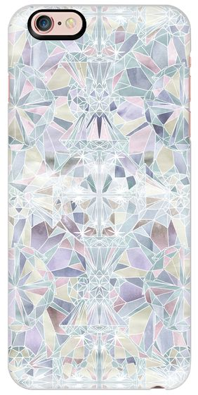 Casetify iPhone 6s Plus Classic Snap Case - Solitaire - diamond by Eskayel #Casetify