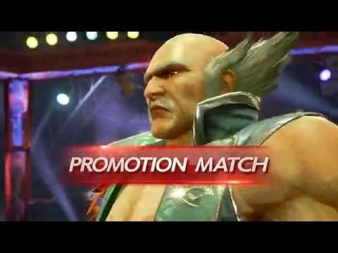 [Video] Tekken 7 (PS4) Treasure Battle Gameplay Heihachi #Playstation4 #PS4 #Sony #videogames #playstation #gamer #games #gaming