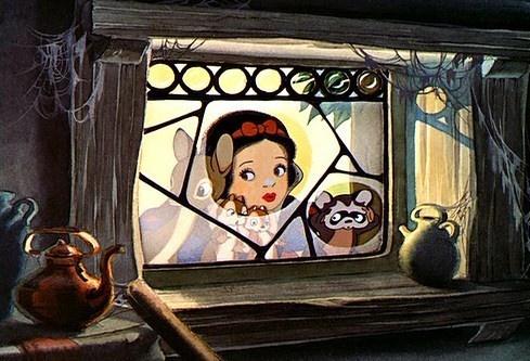 Snow White: Dwarfs 1937, Walt Disney, Cute Animal, Princesses Snow, Disney Princesses, Things Disney, Disney Snow, Seven Dwarfs, Snow White
