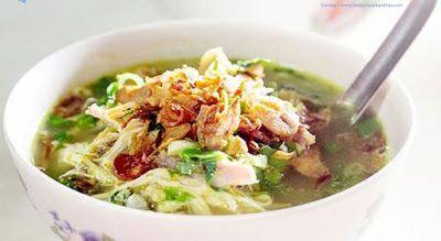 Soto Kudus | Hidangan Nusantara | Hidangan Nusantara Favorit | Hidangan Nusantara Terpopuler