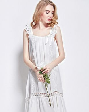Cute girl dress 100% Cotton Princess Women's Sleepwear Just look, that`s outstanding! Visit our store