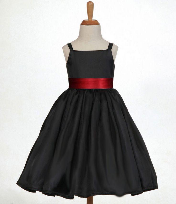 """Φορέματα για Παρανυφάκια - Επίσημα Φορέματα για Κορίτσια :: Πανέμορφο Χειμωνιάτικο, Φόρεμα για βάφτιση, Παρανυφάκι, Πάρτι σε ΜΑΥΡΟ, """"Tulisa"""" - http://www.memoirs.gr/"""
