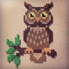 Bildergebnis für hama beads owl