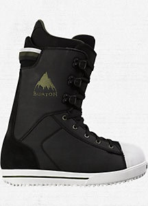 Men's Snowboard Boots   Burton Snowboards The Westford boot