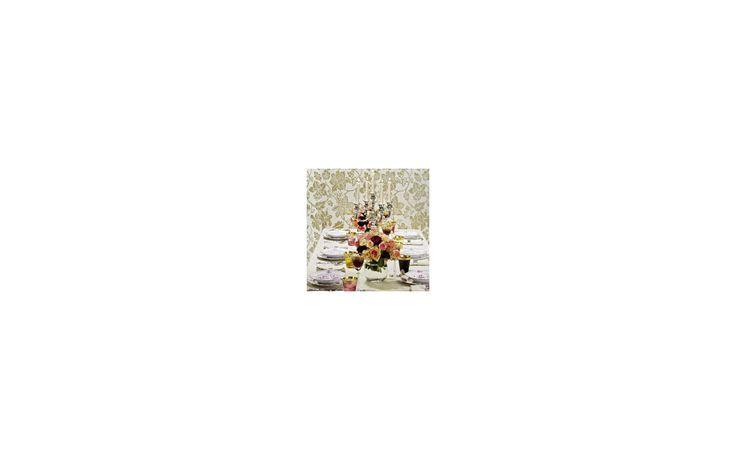 Weihnachtsmenü + Tischdeko - Meeresfrüchte-Platte - Plat aux fruits de mer