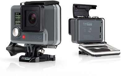 GoPro - HERO camera - The perfect entry-level GoPro.
