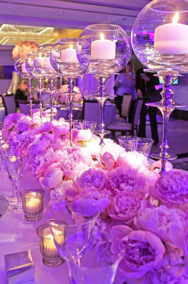 Fantastic #floral #decor at this #uplighting #wedding #reception! #diy #centerpieces #diywedding #weddingideas #weddinginspiration #ideas #inspiration #rentmywedding #celebration #weddingreception #party #weddingplanner #event #planning #dreamwedding by @bellemagazine