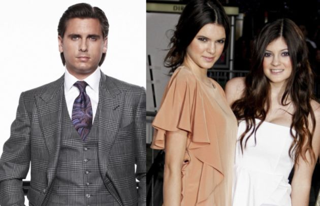 Scott Disick Takes Kendall and Kylie Jenner to Sex Club, Acts Like Moron at Fashion Show