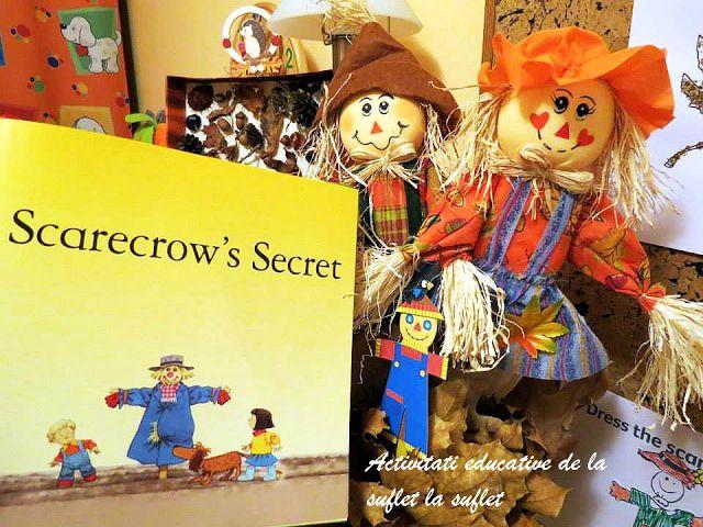 Scarecrow's secret (3,3 ani)